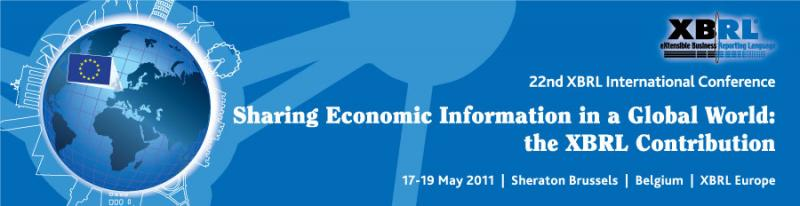 Sharing Economic Information in a Global World